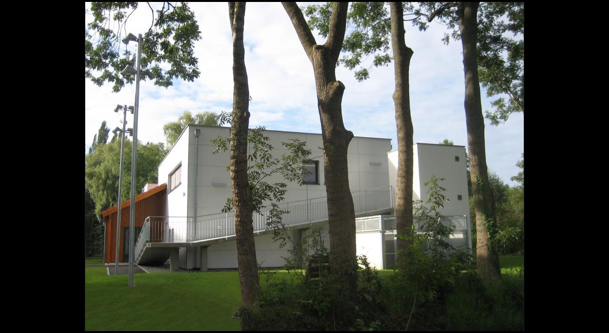 Laboratoires d'analyses médicales de 370 m²