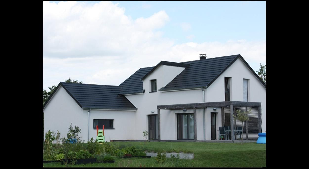 Maison individuelle de 170 m²