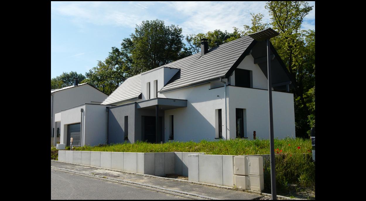 Maison individuelle de 240 m²