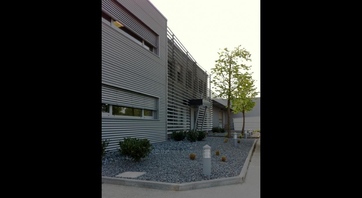 Réhabilitation de bureaux à REICHSTETT (67)