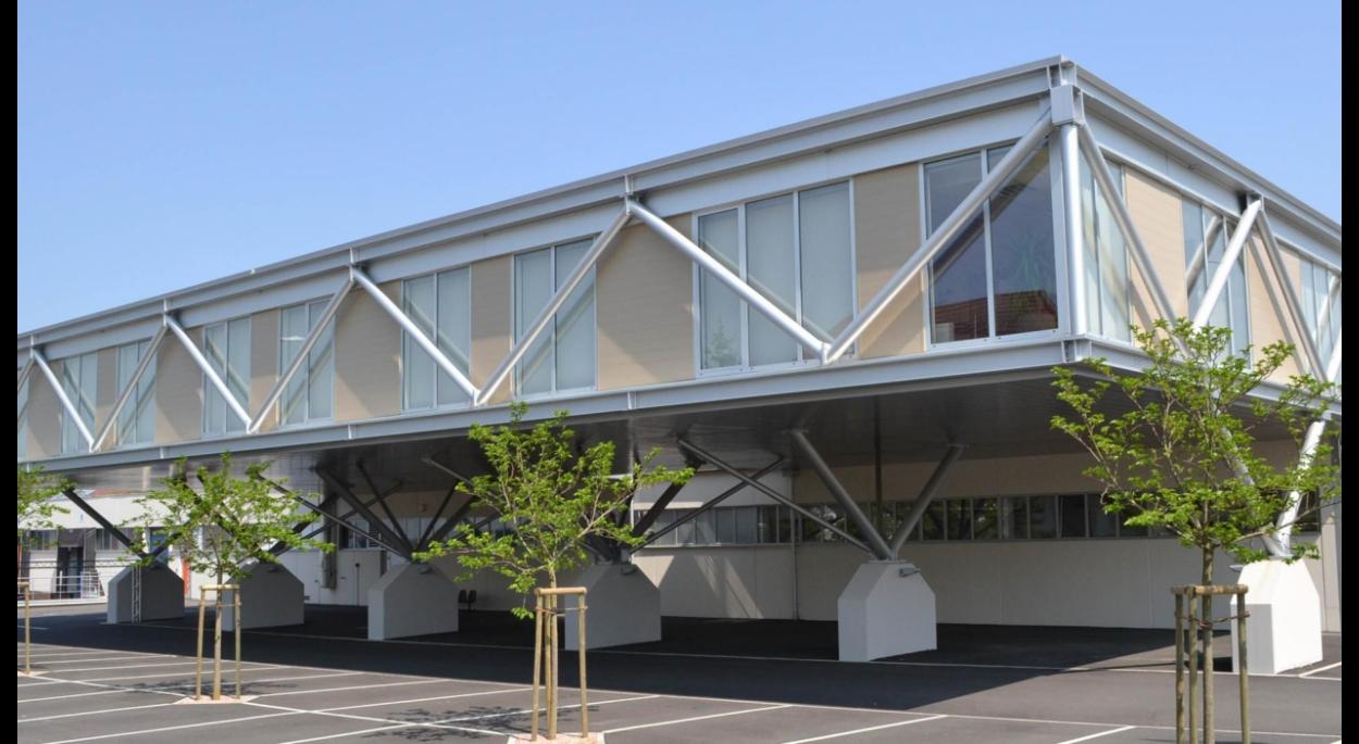 Plateforme de bureaux 1000 m2