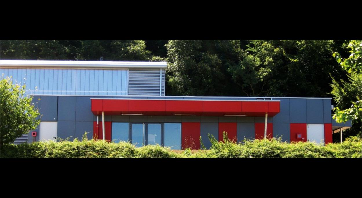 Construction d'un Gymnase à LONGEVILLE-LES SAINT-AVOLD (57)