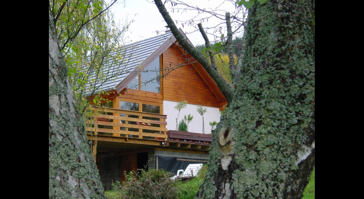chalet montagne rénovation ossature bois