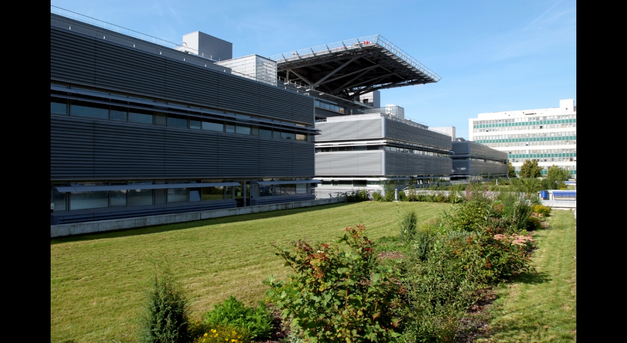 NOUVEL HOPITAL CIVIL  STRASBOURG