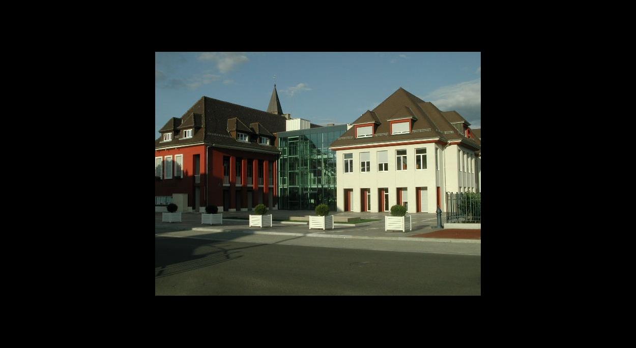 Extension de la Mairie de Wittelsheim