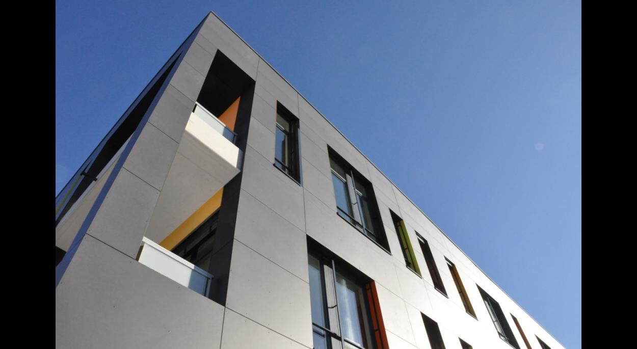 Construction d'un immeuble de bureaux: l'Heliocentre à Strasbourg  - 67200