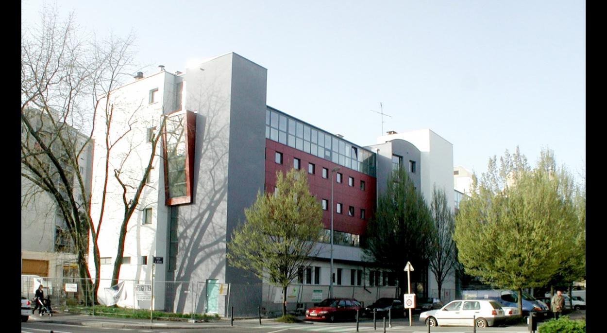 Réhabilitation de la Maison de retraite A. Wallach à Mulhouse