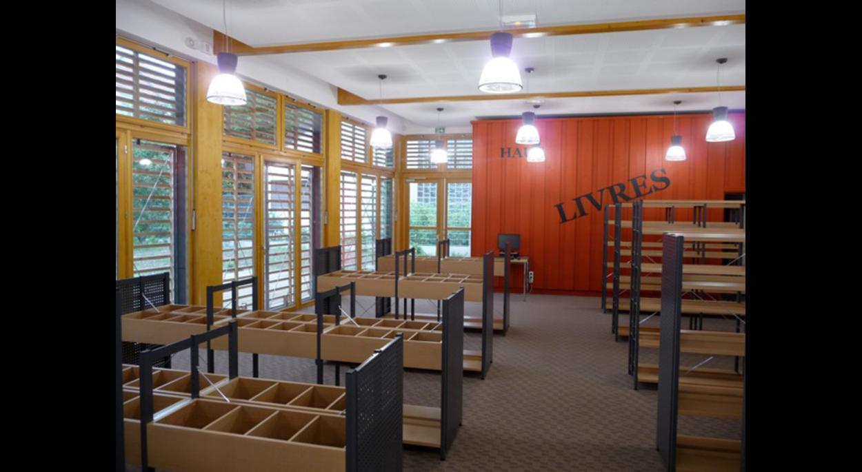Bibliothèque de MUNDOLSHEIM