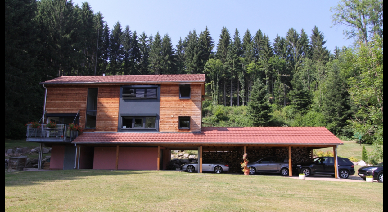 Villa à La PETITE FOSSE