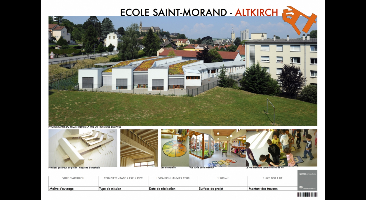 ECOLE SAINT-MORAND A ALTKIRCH