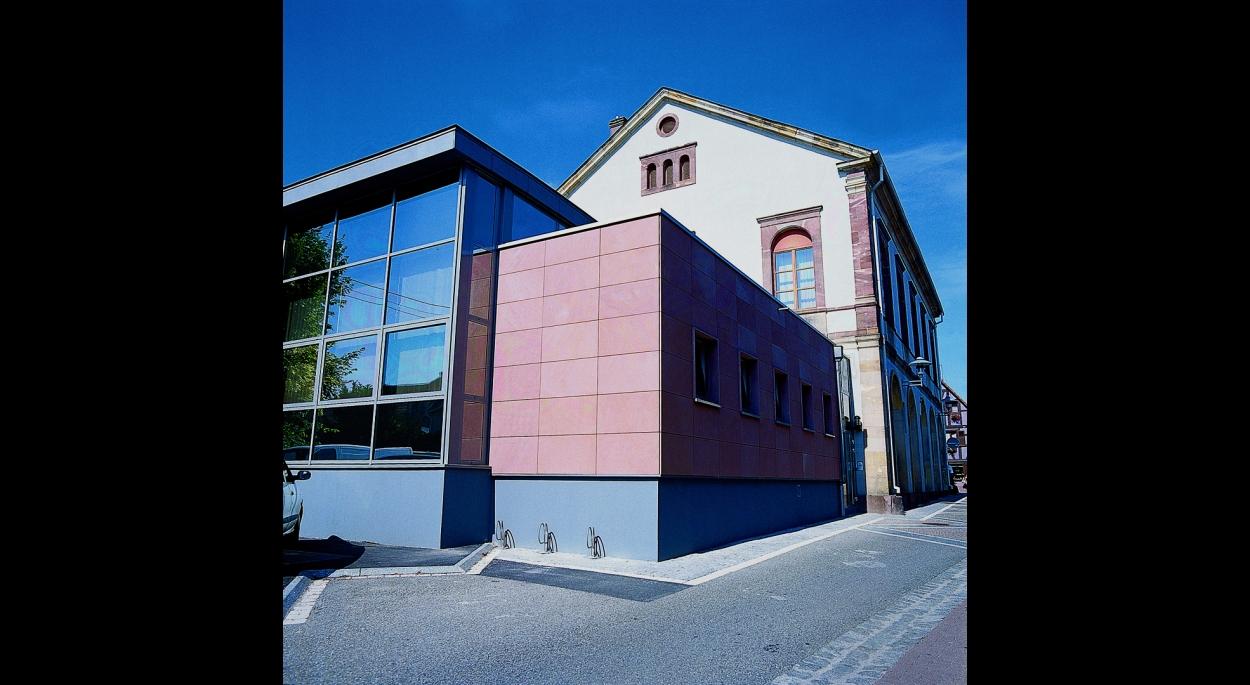 Mairie de MARCKOLSHEIM (67)