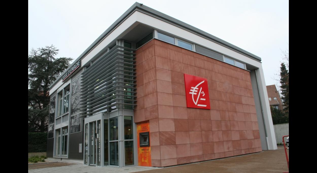 Agence Bancaire Caisse d'Epargne à COLMAR (68)