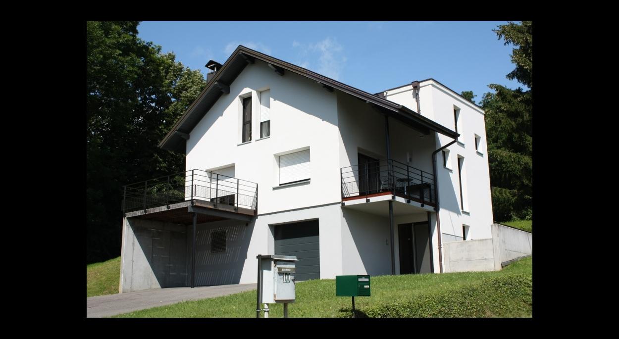 Rénovation totale d'une maison individuelle de 170 m²