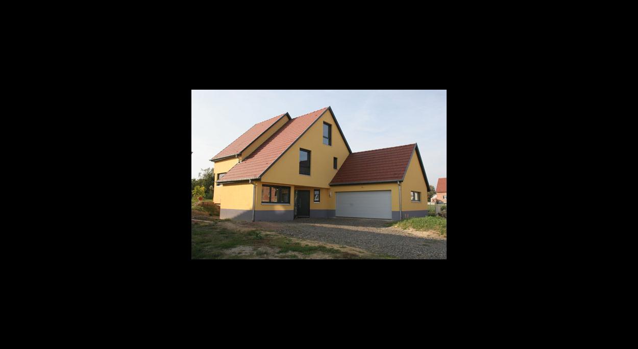 Maison individuelle BISCHOFFSHEIM