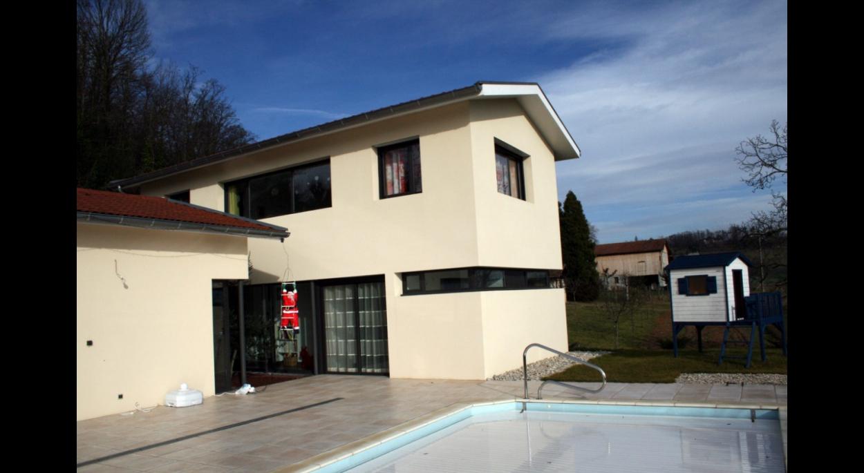 Maison Jany - Vue sur Piscine