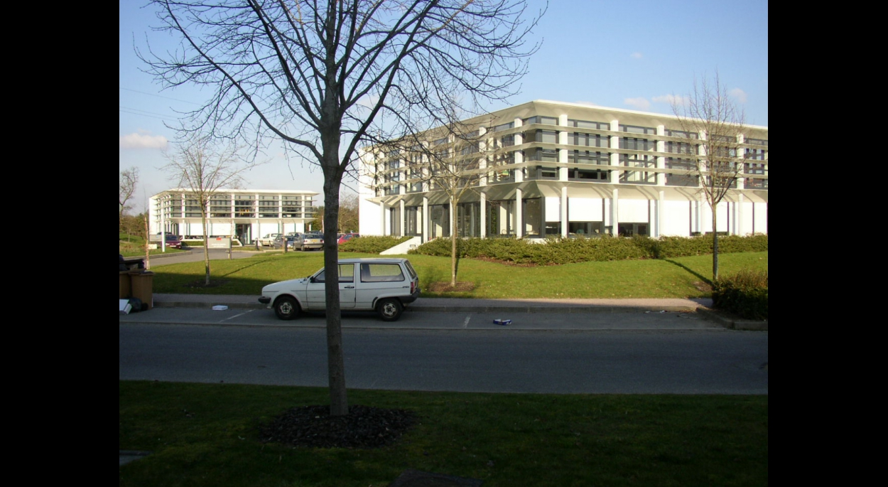 Centre de gestion des artisans Vue sud