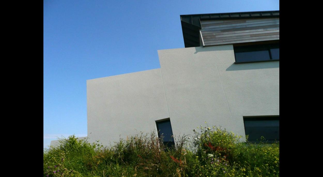 maison contemporaine en bord de mer | françois hamet architecte