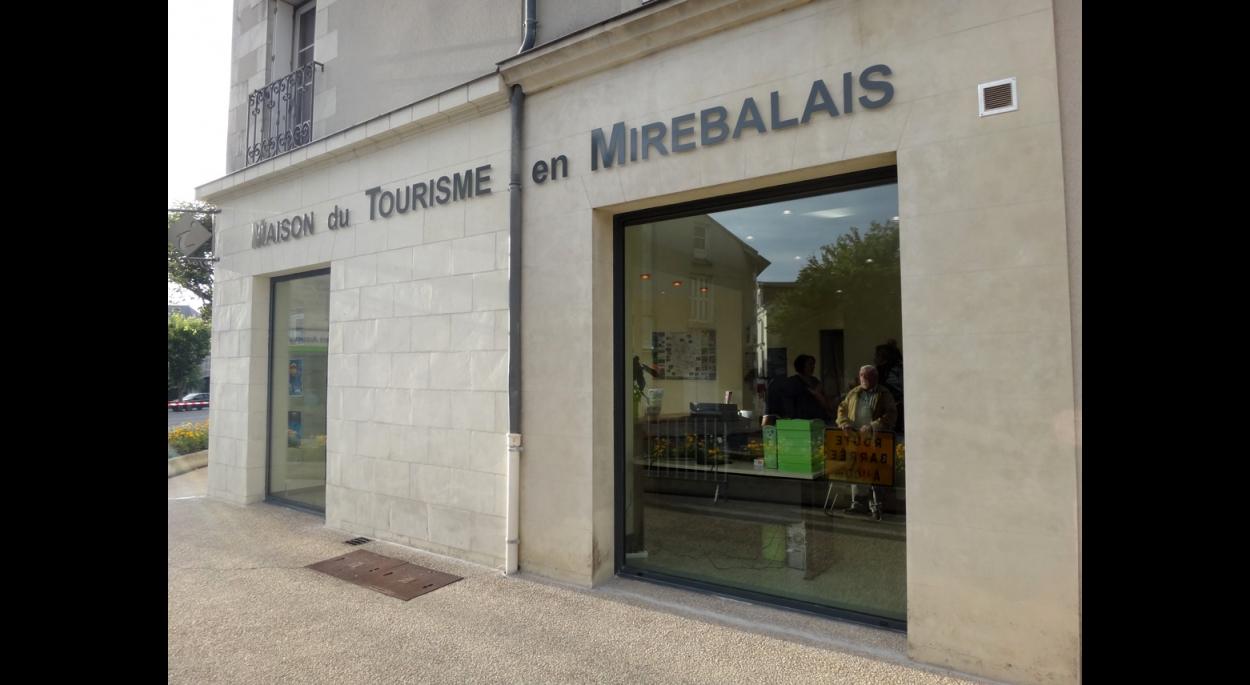 Maison du Tourisme du Mirebalais à Mirebeau (86)