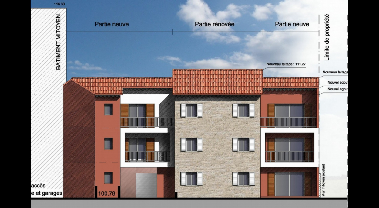Logements Collectif