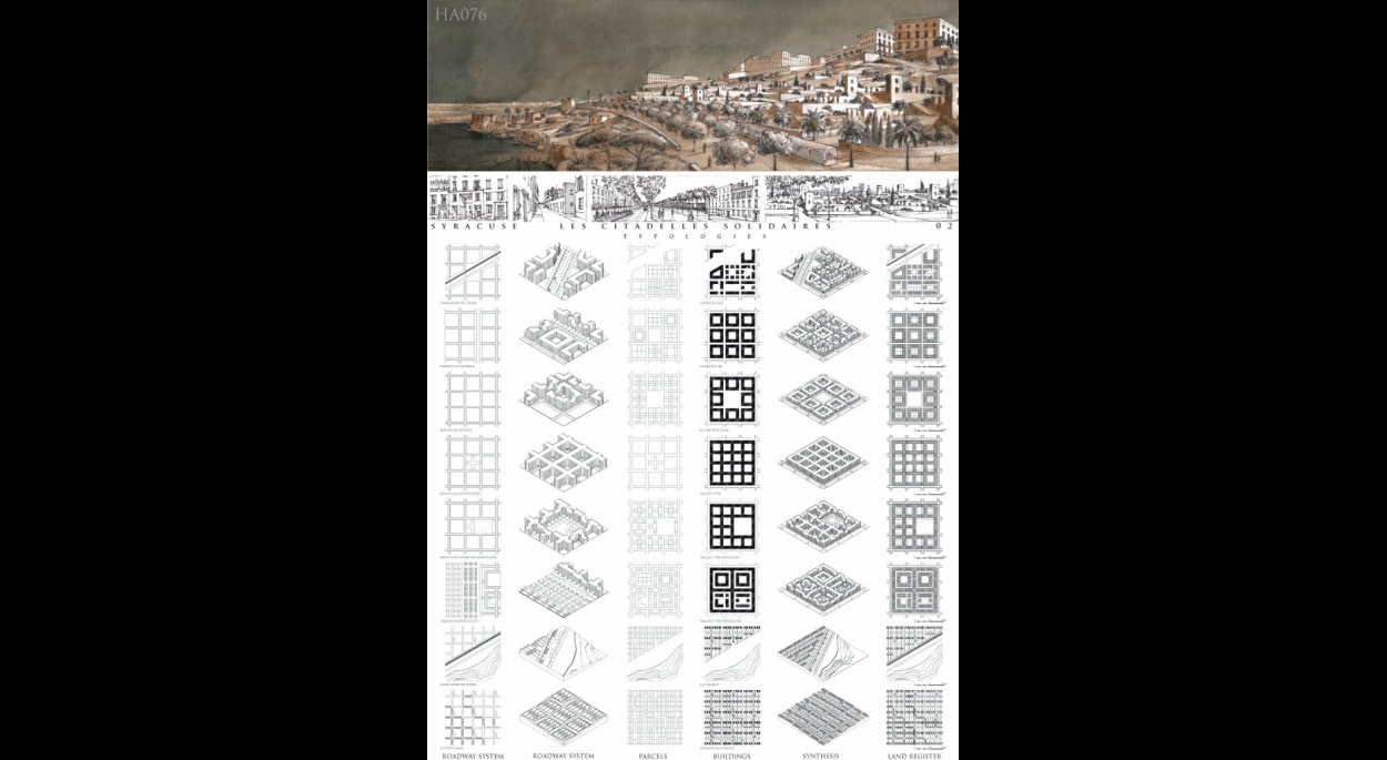 Syracuse Concours D Idee Collectif Duru Torre Onaner Nicolas Duru Ordre Des Architectes