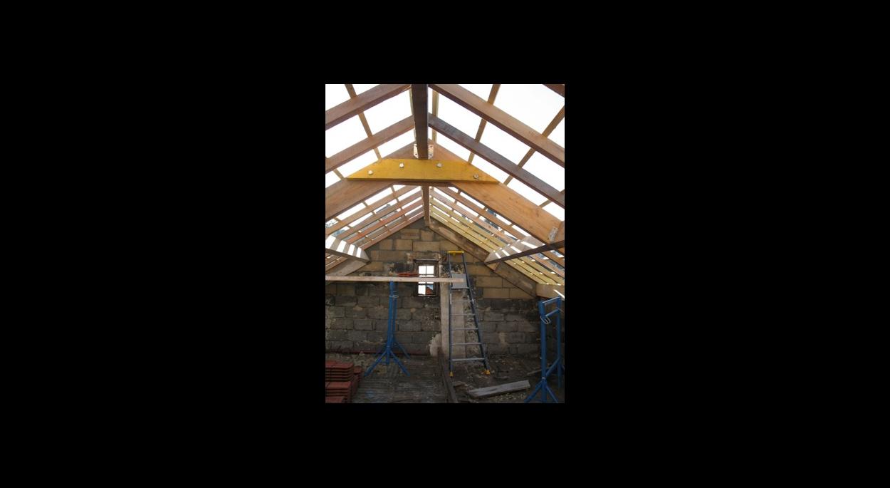 Renovation Totale D Un Pavillon Arcam Maitrise Societe D