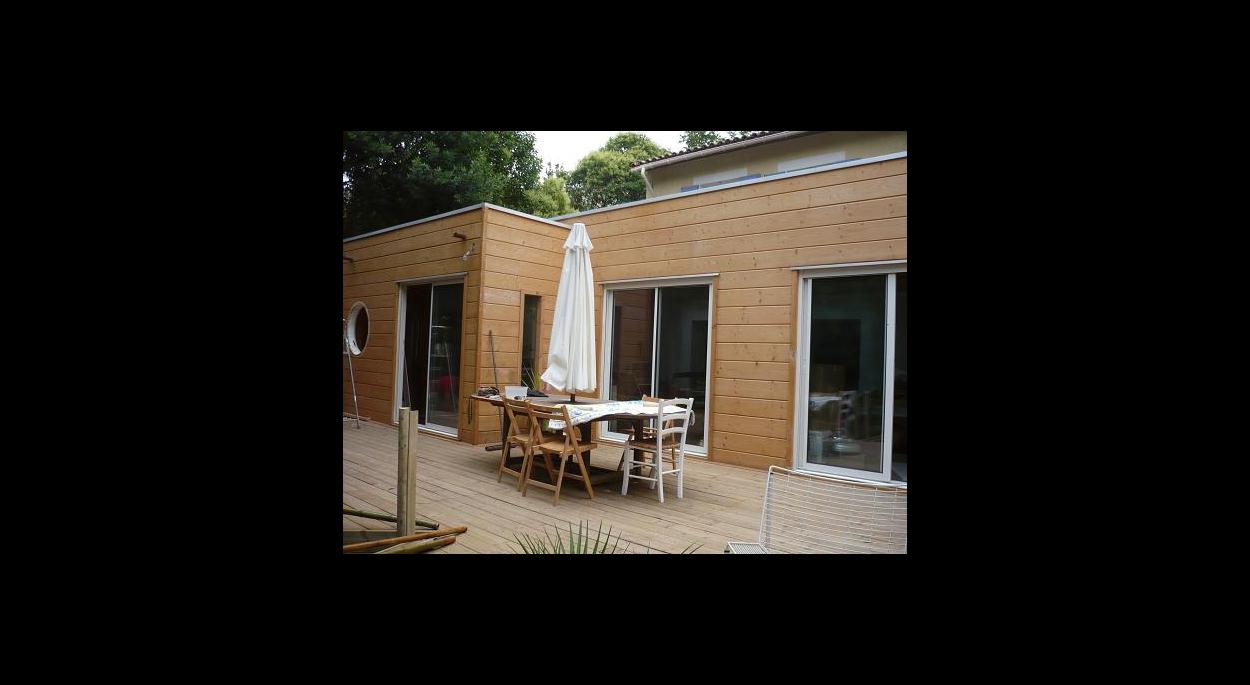 extension montpellier atelier d 39 architecture sequoia ordre des architectes. Black Bedroom Furniture Sets. Home Design Ideas