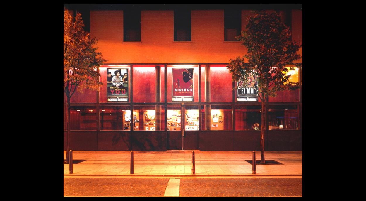 CINEMA D'ART & D'ESSAI / 40 LOGEMENTS ETUDIANTS - AMIENS