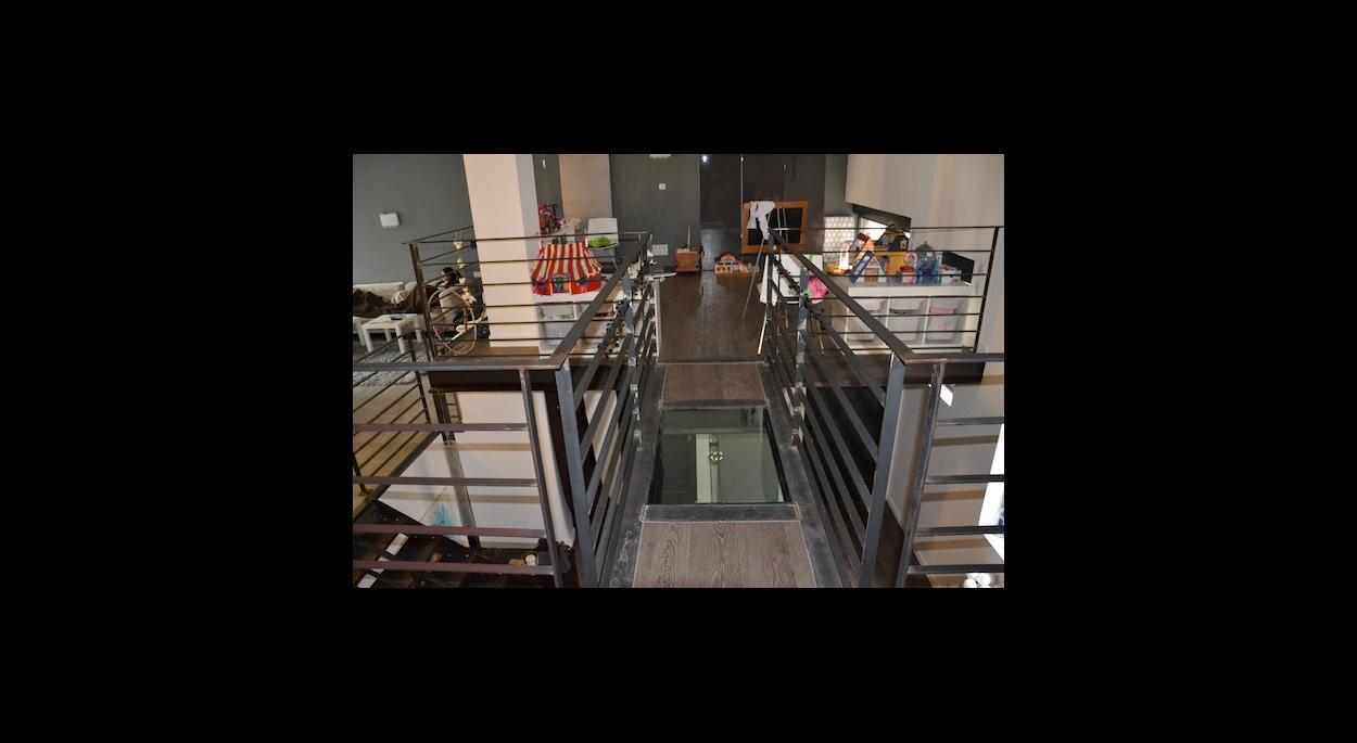 Architecture Eric Agro loft