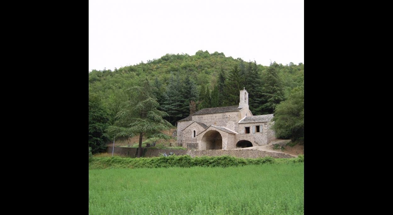 Avène - St André de Rieussec - Restauration