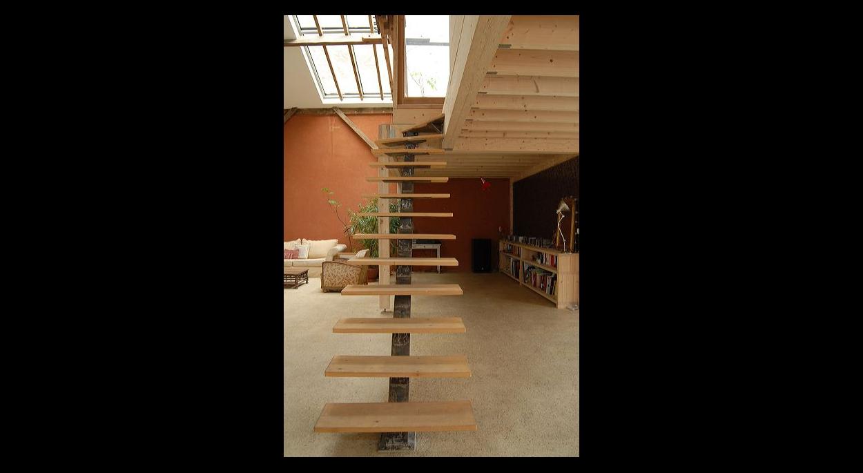 Loft écologique à Pantin