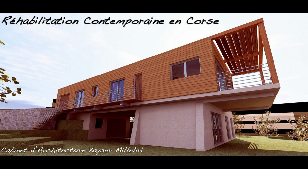 Cabinet d'Architecture 15 b cours soeur amélie 20100 Sartene