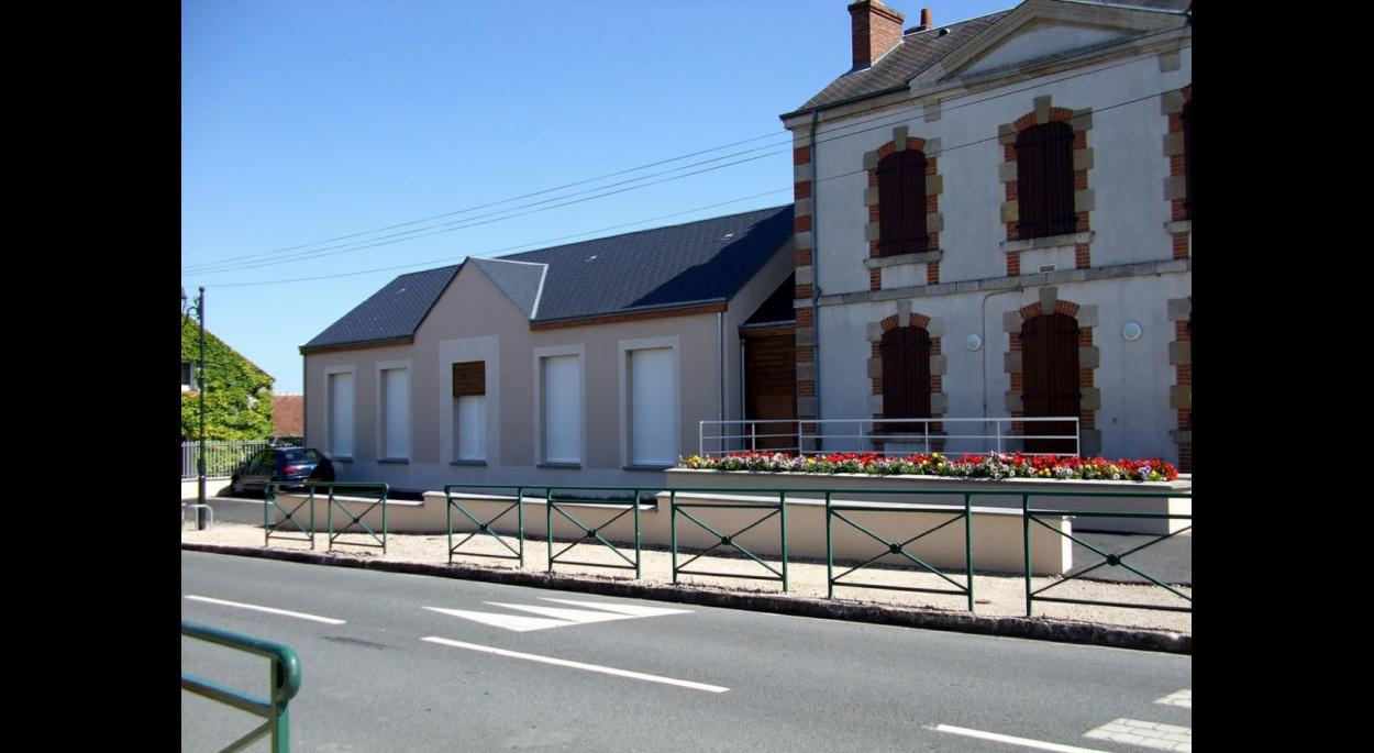 Groupe scolaire Bouzy la Foret