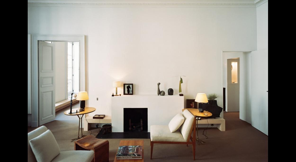 Ville : Paris U2022 Département : 75 U2022 Maitre Du0027ouvrage : Privé U2022 Architectes  Associés : Julie Blum (inside Out Systems) U2022 Coût : 90000 Euros HT