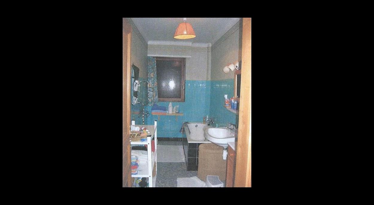 Salle de bain existante