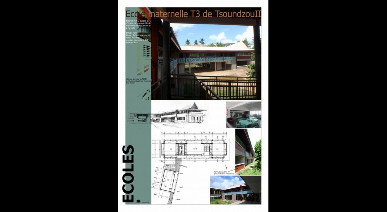 planche de présentation du projet