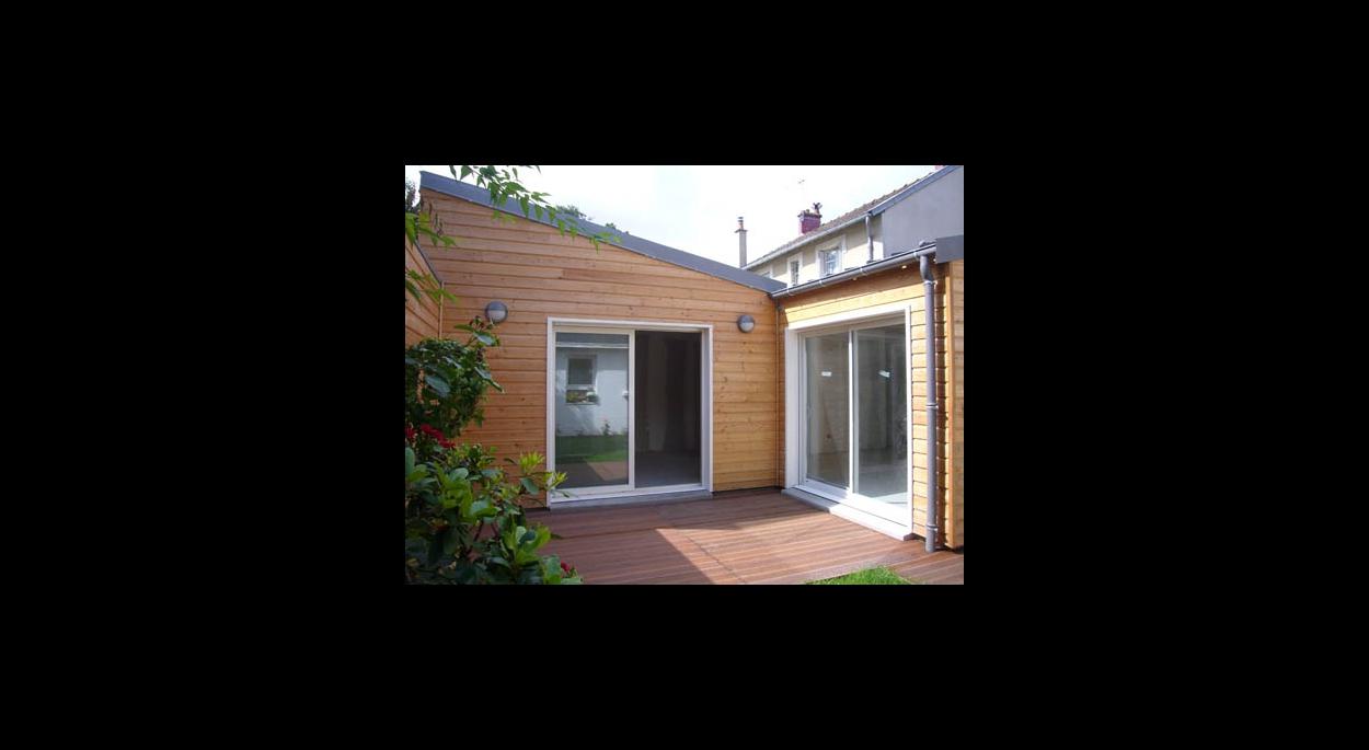 aménagement d'un garage - le mans | aaue - michel roinne