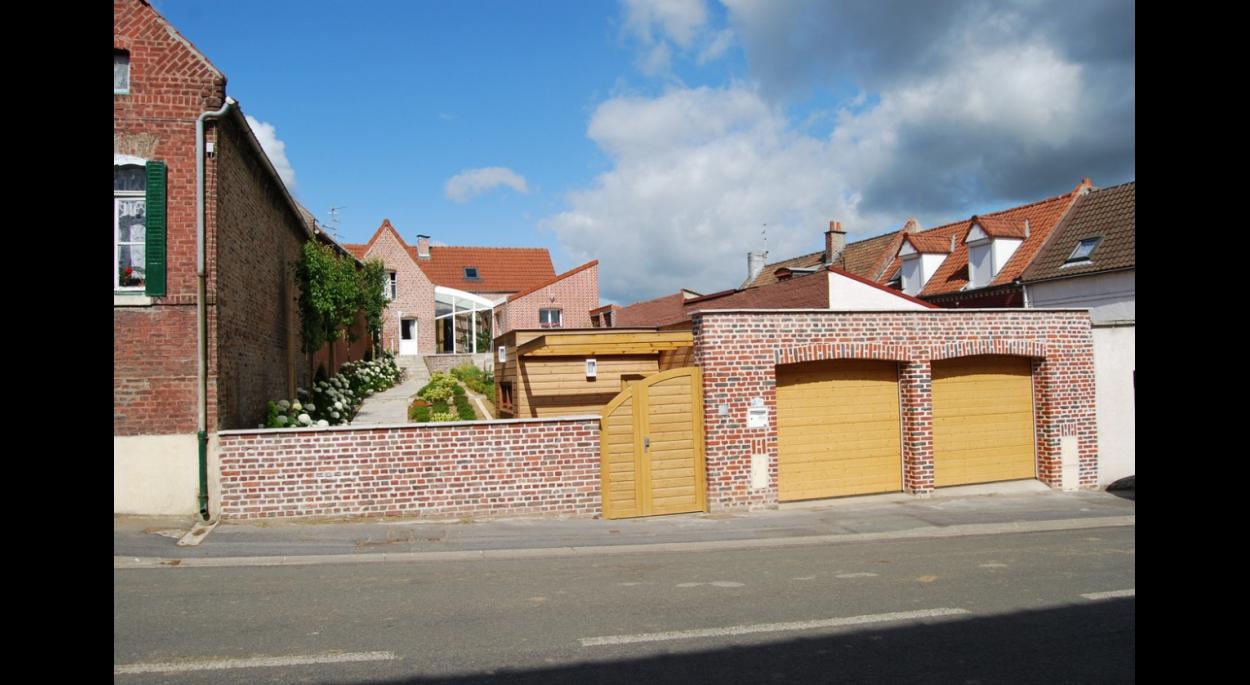 extension d'une habitation principale | plan b | arras - pas-de