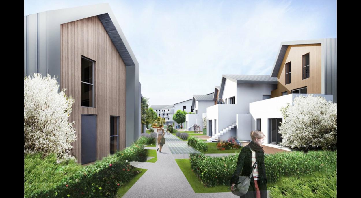 logements intermédiaires et individuels