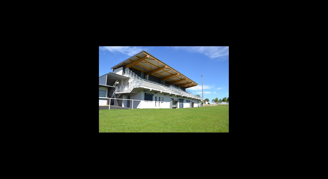 Architecture Eric Agro Stade de Rugby