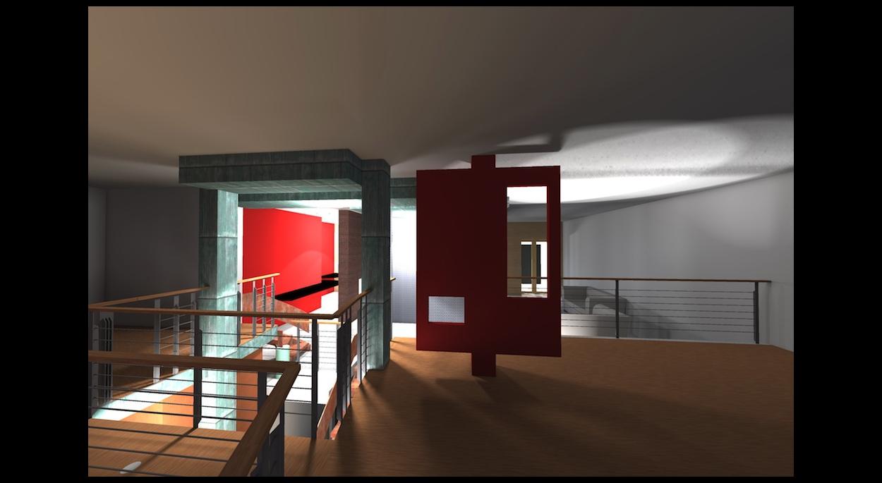 Architecture Eric Agro recherche
