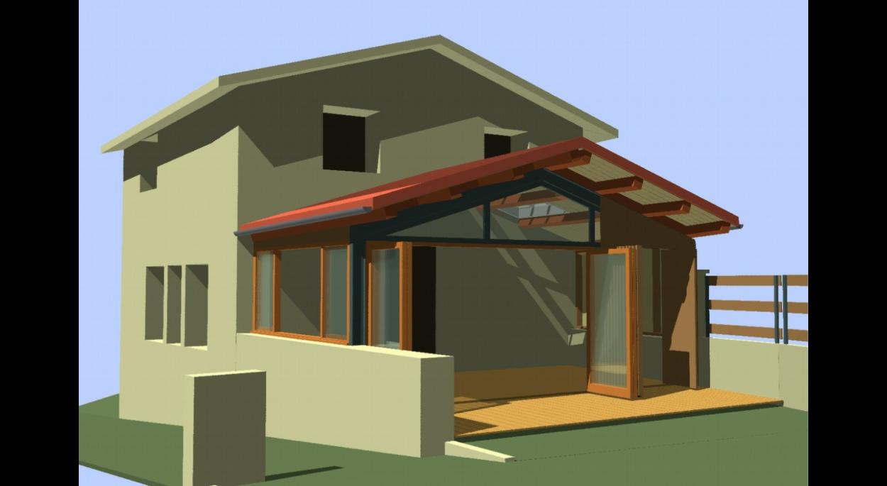 projet vue en 3D