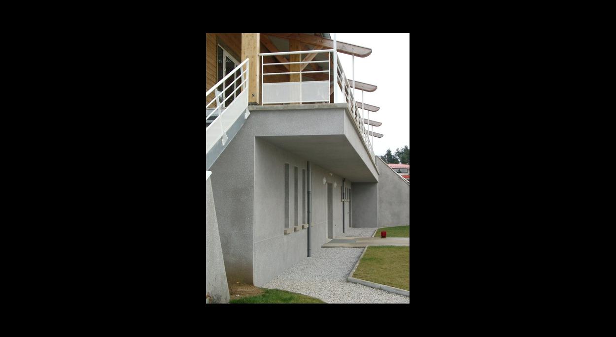 SCPA SOPHIE FANGET GUILLAUME FIARD ARCHITECTE DPLG YSSINGEAUX