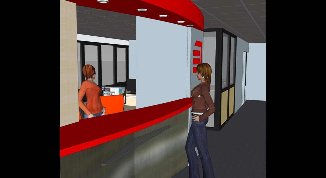 Agrandissement / restructuration de bureaux