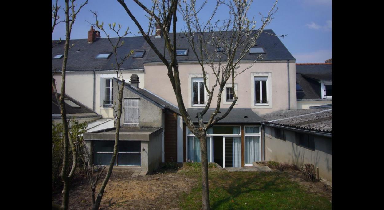 réaménagement d'une maison d'habitation - le mans | aaue - michel