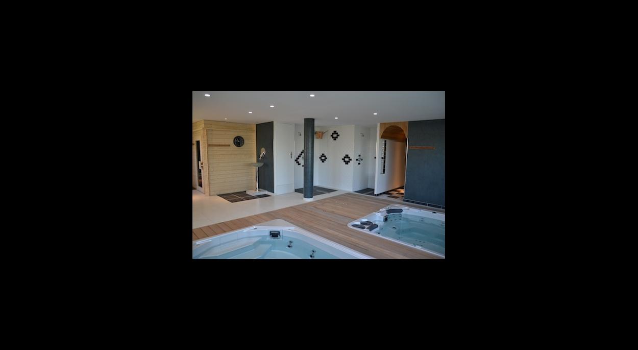 Architecture Eric Agro sauna