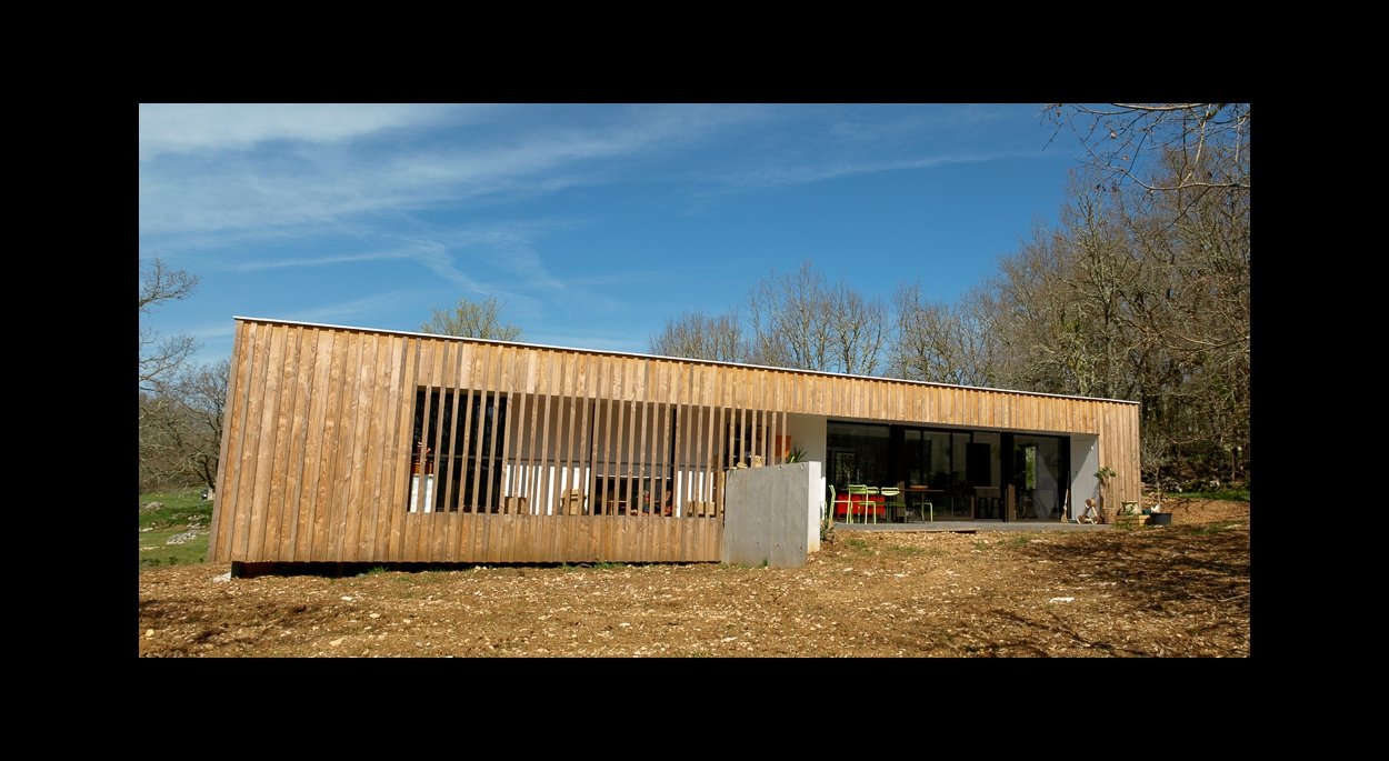 Prix national construction bois - Maison BBC