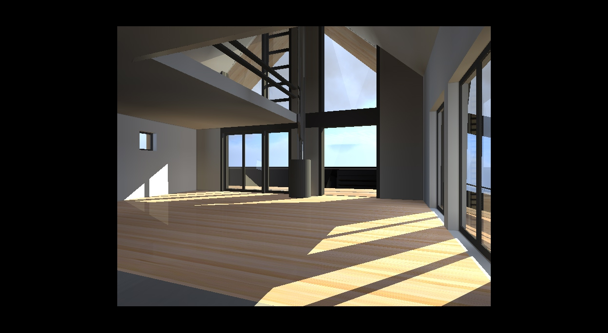 construction maison bois en montagne - Atelier S architectes - Sébastien NUTTENS