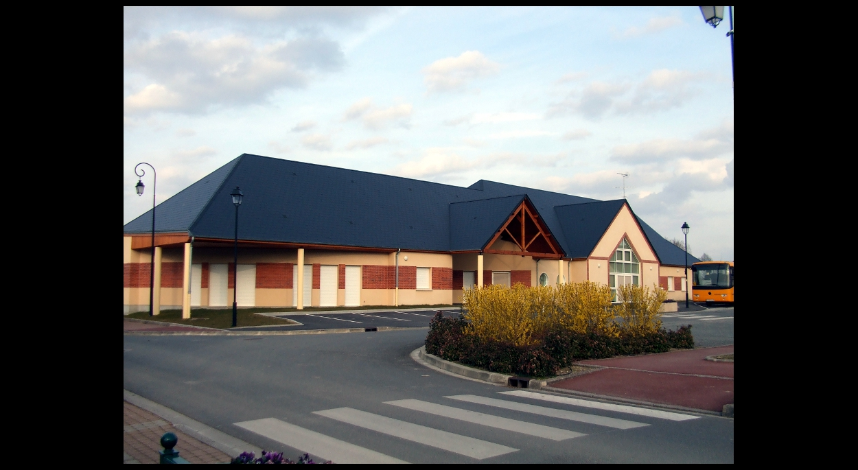 Groupe scolaire St Aignan le Jaillard