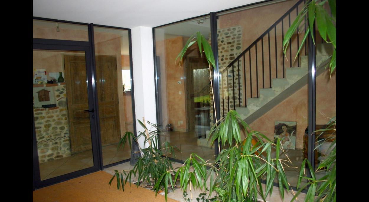 Hall entrée - Maison Flasseur