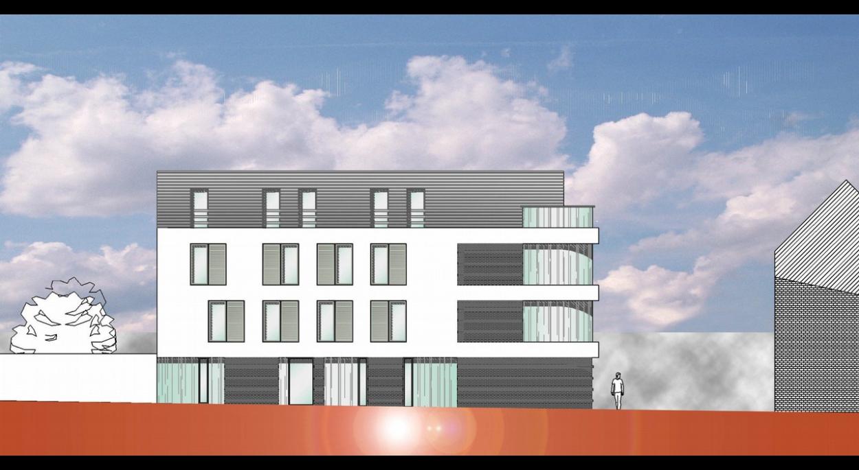 construction de 8 logements collectifs hpe | plan b | arras - pas-de